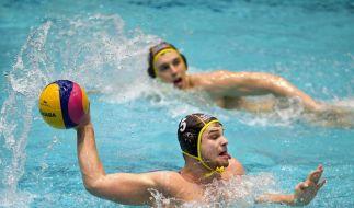 Wasserballer 4:9 im EM-Viertelfinale gegen Italien (Foto)