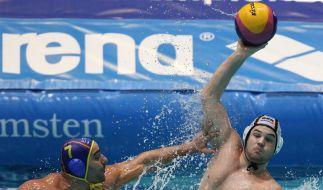 Wasserballer landen gegen Spanien ersten EM-Sieg (Foto)