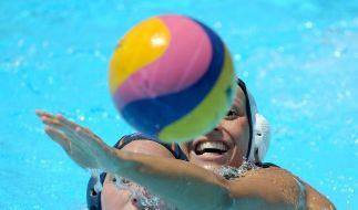 Wasserballerinnen für Weltliga-Endrunde qualifiziert (Foto)