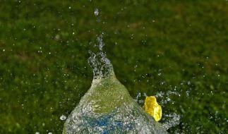Wasserballon (Foto)