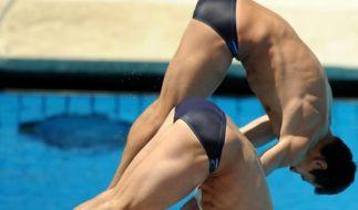 Wasserspringer bereit für EMund Olympia-Quali (Foto)