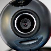 Webcams, die auf das Internet zugreifen, sind für Fremde besonders leicht zu hacken. (Foto)