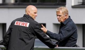 Wechsel in Köln: Präsident, Sportdirektor, Trainer weg (Foto)
