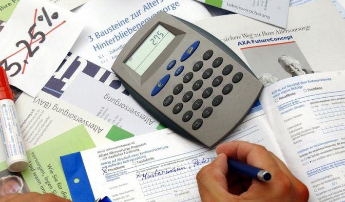 Wechsel in neue Lebensversicherung lohnt selten (Foto)