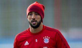 Wechselte 2014 vom AS Rom zum FC Bayern München : Medhi Benatia (Foto)