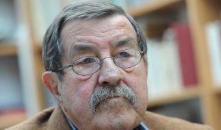 Wegen Grass: US-Autor bleibt Preisverleihung fern (Foto)
