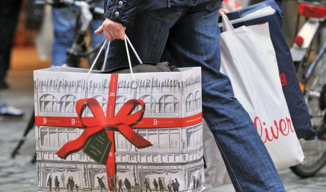 Weihnachten 2012 lassen sich Deutsche Haushalte 485 Euro kosten. (Foto)
