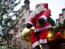 Weihnachtlicher Budenzauber: In Kürze eröffnen viele deutsche Weihnachtsmärkte. (Foto)