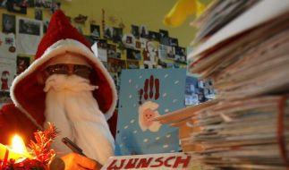 Weihnachts-Wunschzettel: Gesundheit steht ganz oben (Foto)