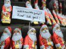 Weihnachtsgeld bekommen dieses Jahr nur circa die Hälfte der Arbeitnehmer. (Foto)