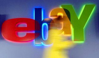 Weihnachtsgeschäft kurbelt Ebay-Umsatz an (Foto)