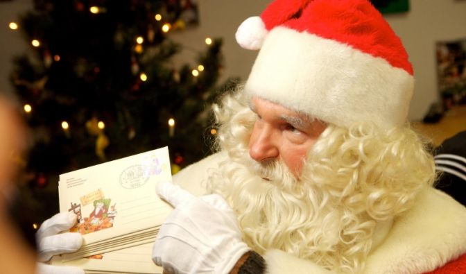 Weihnachtsmann (Foto)