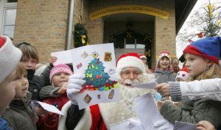 Weihnachtspostämter öffnen die Pforten (Foto)