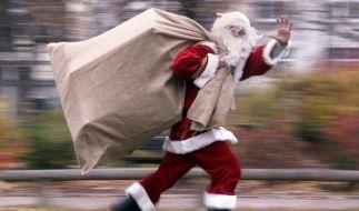 Weihnachtsstress (Foto)