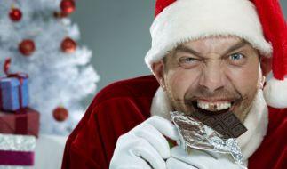 Weihnachtsvöllerei (Foto)