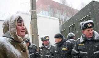 Weißrussland verurteilt 600 Regierungsgegner (Foto)