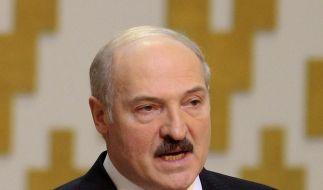 Weißrussland: Visafreiheit für Eishockey-WM 2014 (Foto)