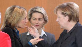 Weiter Diskussion um mehr Frauen an der Spitze. (Foto)