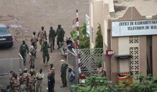 Weiter Explosionen und Schüsse in Mali (Foto)