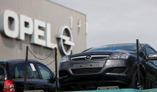Weiter Hängepartie um Bochumer Opel-Werk (Foto)