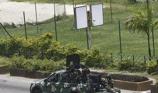 Weiter Kämpfe in Elfenbeinküste (Foto)