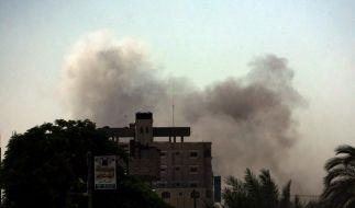 Welle der Gewalt in Israel - Kairo droht (Foto)