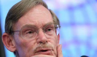 Weltbankchef Zoellick gibt Amt Ende Juni ab (Foto)