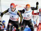Weltcup Nordische Kombination (Foto)