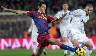 Weltmeister Busquets verlängert bei Barça (Foto)