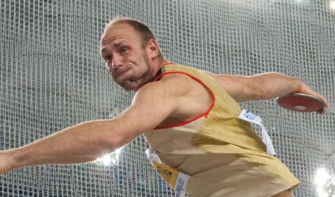 Weltmeister Harting mit Super-Start ins Olympia-Jahr (Foto)