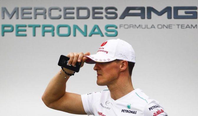 Weltmeister-Rekord bringt Schumacher ins Grübeln (Foto)
