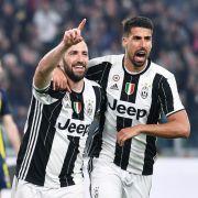 Triple-Träume und Sorge um Khedira: Juve im Königsklassen-Finale (Foto)