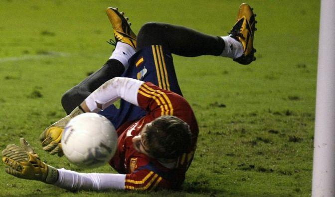 Weltmeister schrammt haarscharf an Blamage vorbei (Foto)