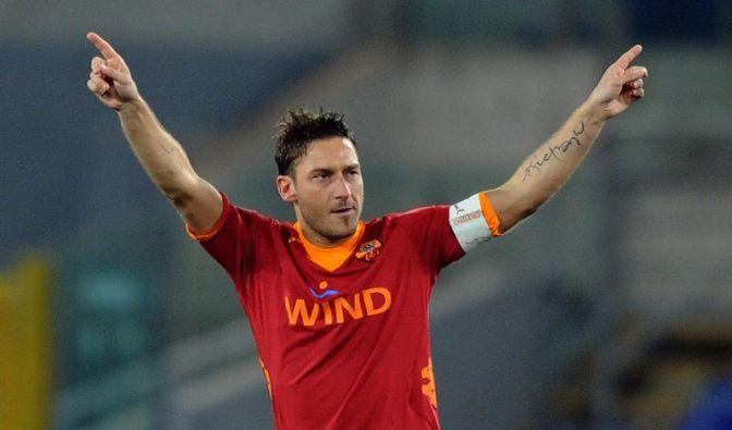 Weltmeister Totti denkt über EM-Comeback nach (Foto)