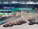 Weltmeister Vettel gewinnt auch in Malaysia (Foto)