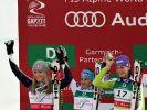 Weltmeisterschaft Ski Alpin: Abfahrt der Frauen (Foto)