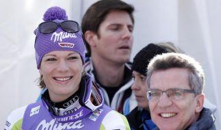 Weltmeisterschaft Ski Alpin: Super G der Frauen (Foto)