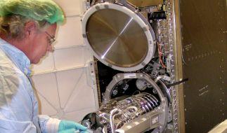Weltraumkühlschrank Melfi (Foto)