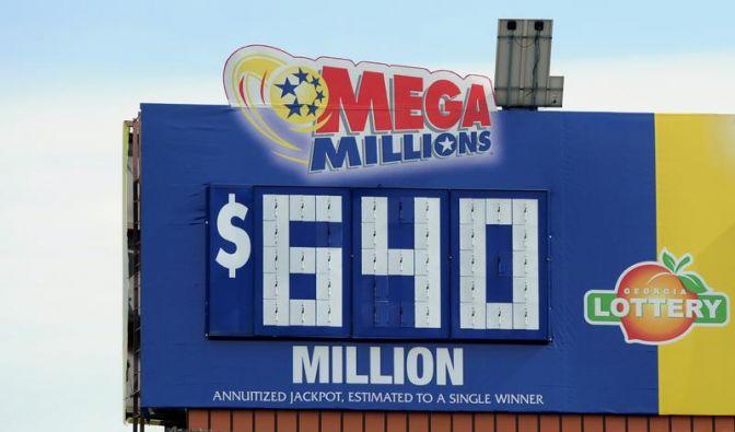 Weltrekord-Jackpot geknackt - 640 Millionen Dollar (Foto)