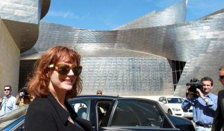 Weltstars beim Filmfestival in San Sebastián (Foto)