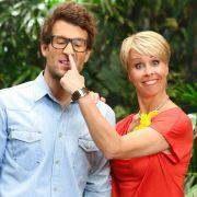 Wen begrüßen Sonja Zietlow und Daniel Hartwich im Dschungelcamp 2013?