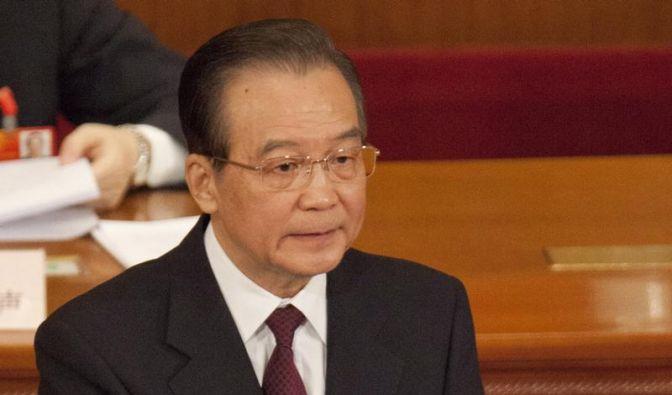 Wen Jiabao erwartet nur 7,5 Prozent Wachstum (Foto)