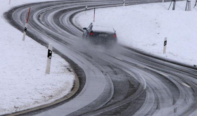 Weniger Alpenpässe für den Verkehr gesperrt (Foto)