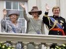 Weniger Geld für die Königsfamilie (Foto)