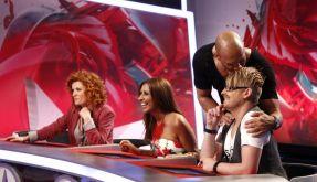 Wenigstens haben die Popstars-Juroren Lucy, Senna, Ross und Detlev ihren Spaß. (Foto)