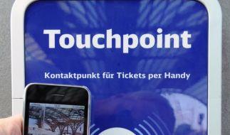 Wenn das Handy zur Fahrkarte wird (Foto)