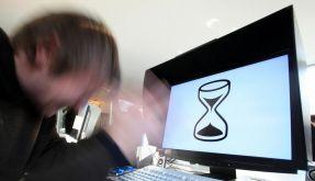 Wenn der Computer lahmt (Foto)