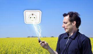 Wenn schon Elektrosmog, dann bitte sinnvoll genutzt: Handy können bald Strom aus ungenutzten Funkwel (Foto)
