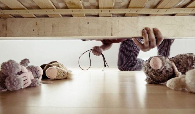 Wenn Eltern ihre Kinder prügeln (Foto)