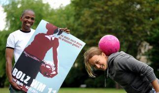 Wenn Frauen bolzen - bei eigener WM (Foto)